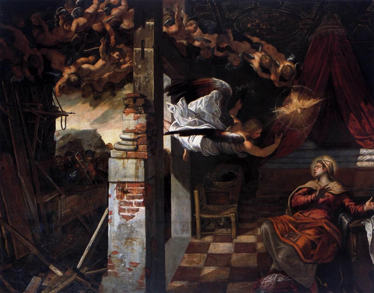 Advent en Kerst in de Kunst (deel 1)