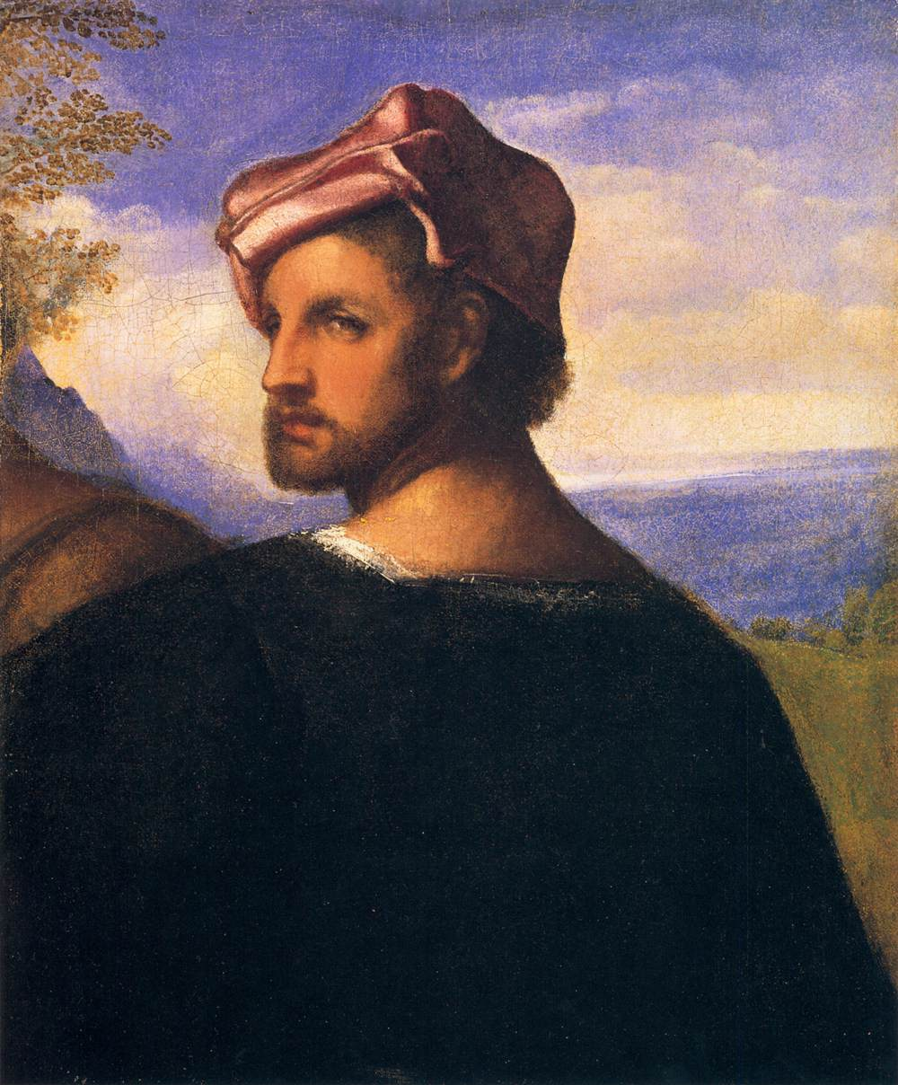 A comparison of tiziano vecellio an italian artist