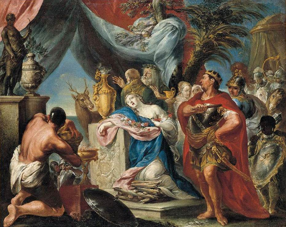 agamemnon and the bible Agamemnon, clytemnestra, and iphigenia questions study and discussion questions for agamemnon compare and contrast the story of agamemnon and iphigenia with the tale of abraham and isaac in the bible who do you think is guilty of the worse crime.