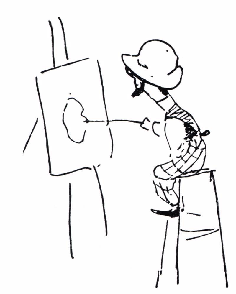 Favorite Things Self-Portraits | Lesson Plan | Education.com ... | 997x800