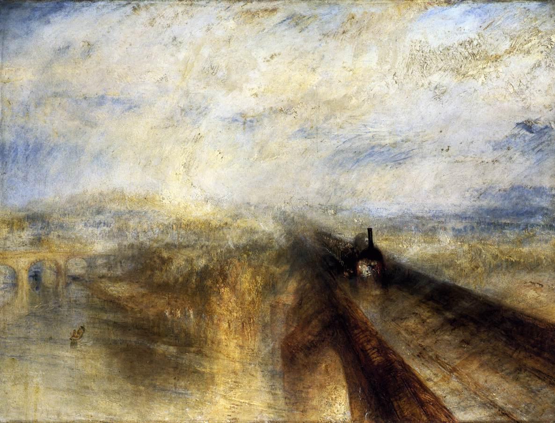 Kącik Malarski, odcinek 1: Turner