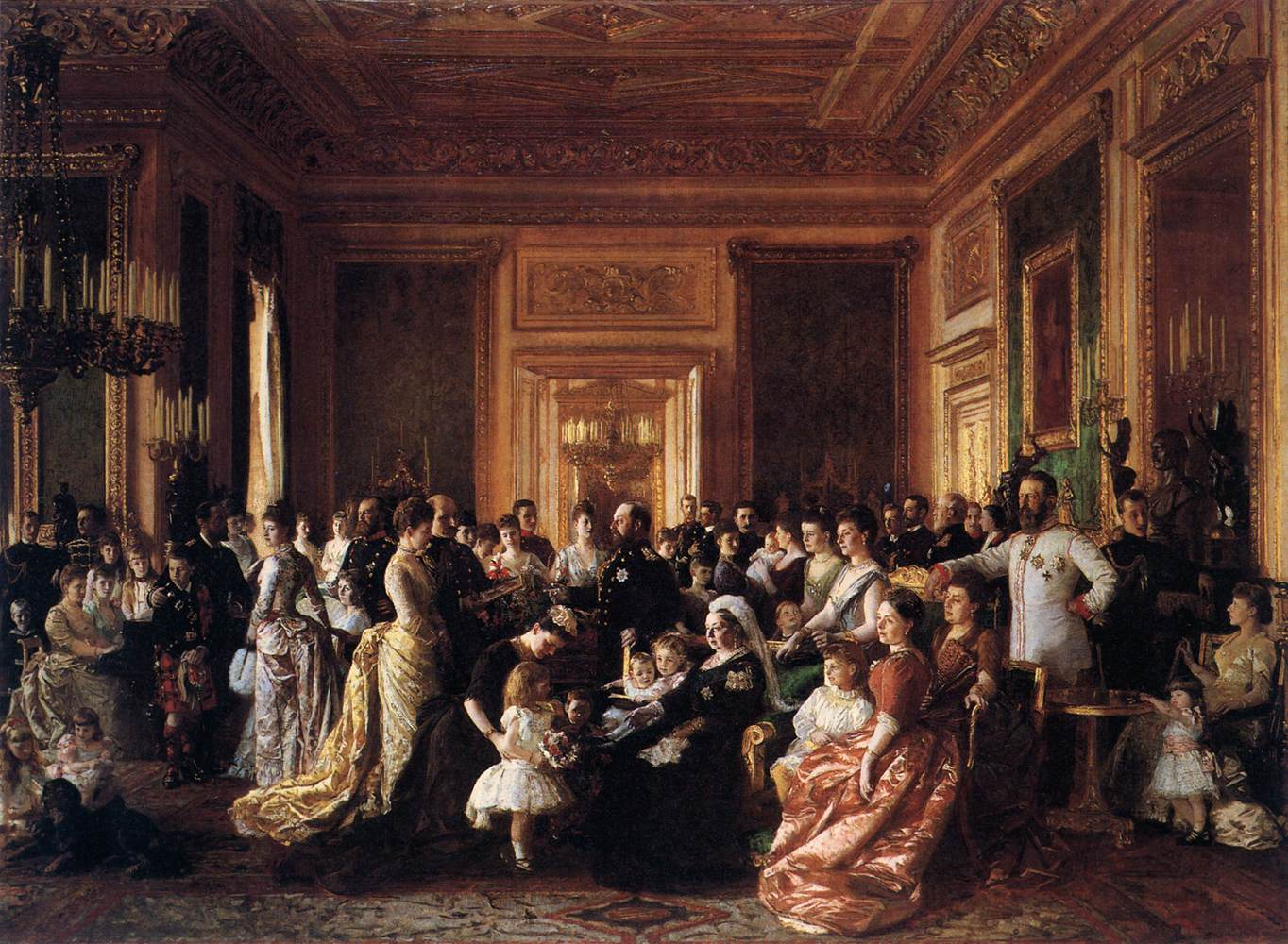 Images Of Queen Victoria Painting