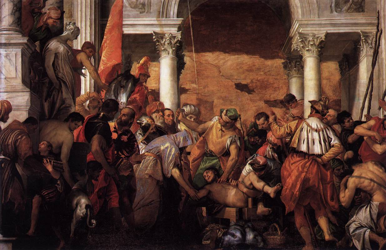martyrdom The greek word martus signifies a witness who testifies to a fact of which he has knowledge from personal observation the term martyr came to be exclusively applied to those who had died for the faith.