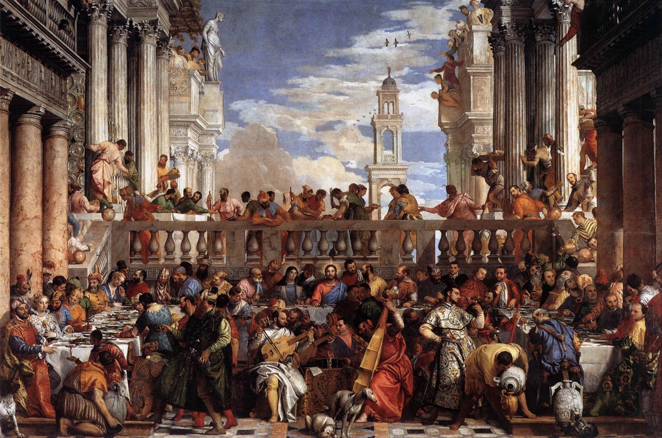 FileThe Marriage At Cana 1563