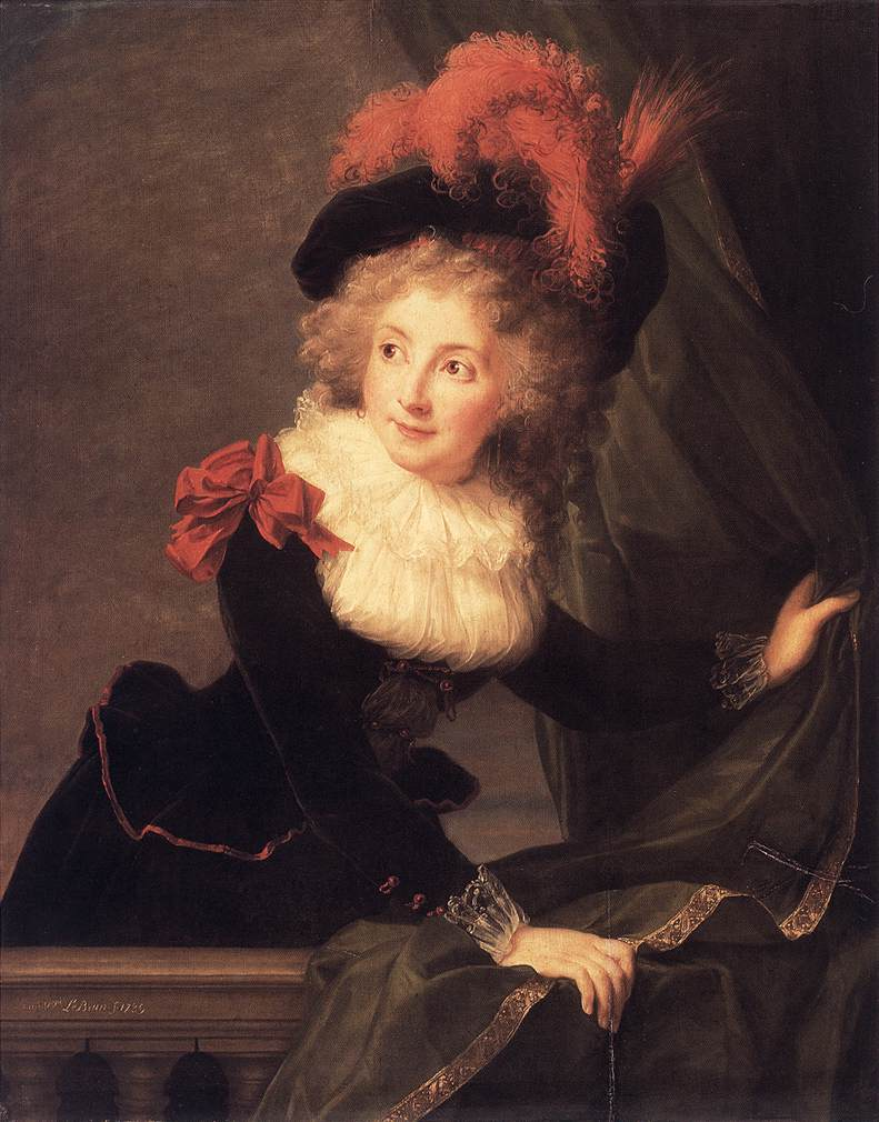 Louise Élisabeth Vigée Le Brun - Wikipedia, the free encyclopedia