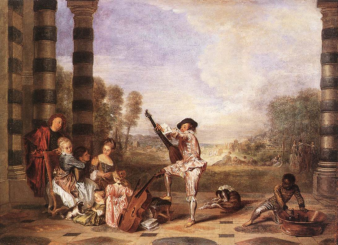 liconographie musicale sous les rois bourbons la musique dans les arts plastiques xviie xviiie siecles