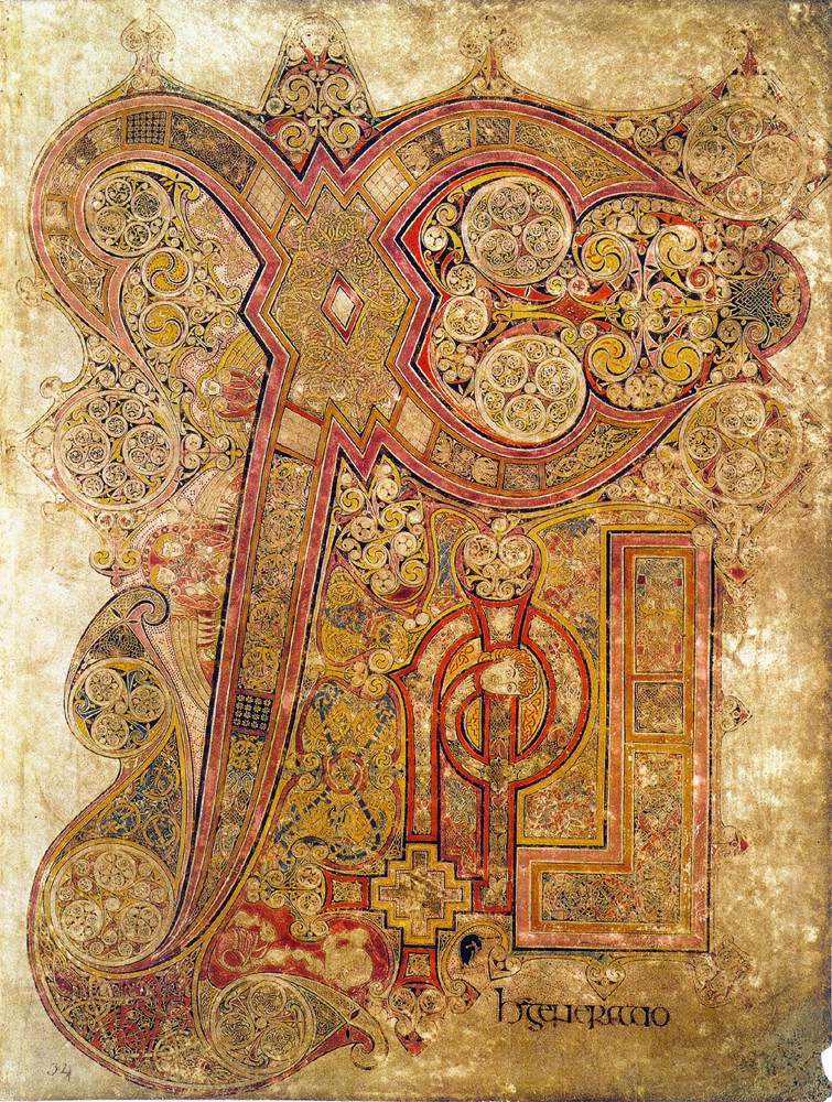 Book Of Kells C 800