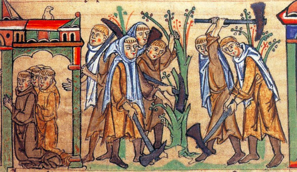 medieval society The medieval society was complex, and was not so far away from what we would call a modern one it was governed by laws, it had rules, the people had rights and obligations there was a legal framework of land tenure, taxation and fiscal immunities.