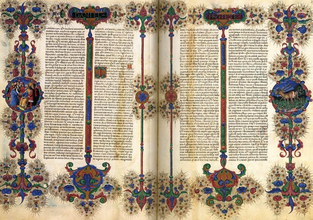 English To Italian Translator Google: Italian Religious Manuscripts (1451-1500