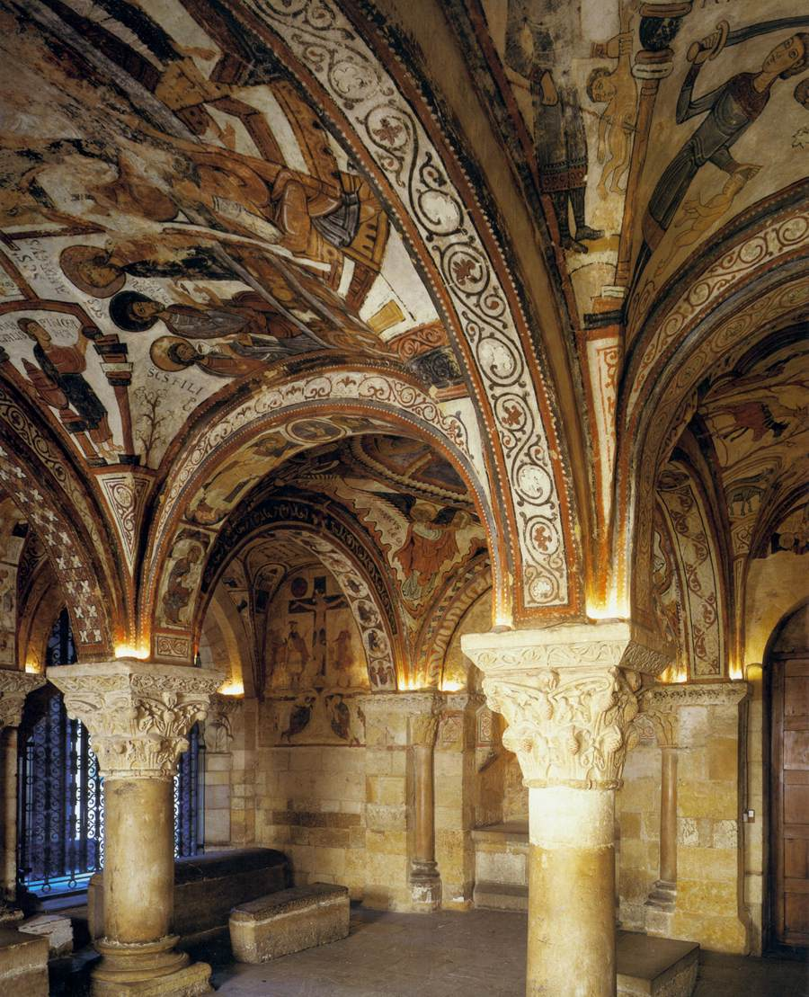 THOUGHTS ON ARCHITECTURE AND URBANISM: Romanesque Decoration