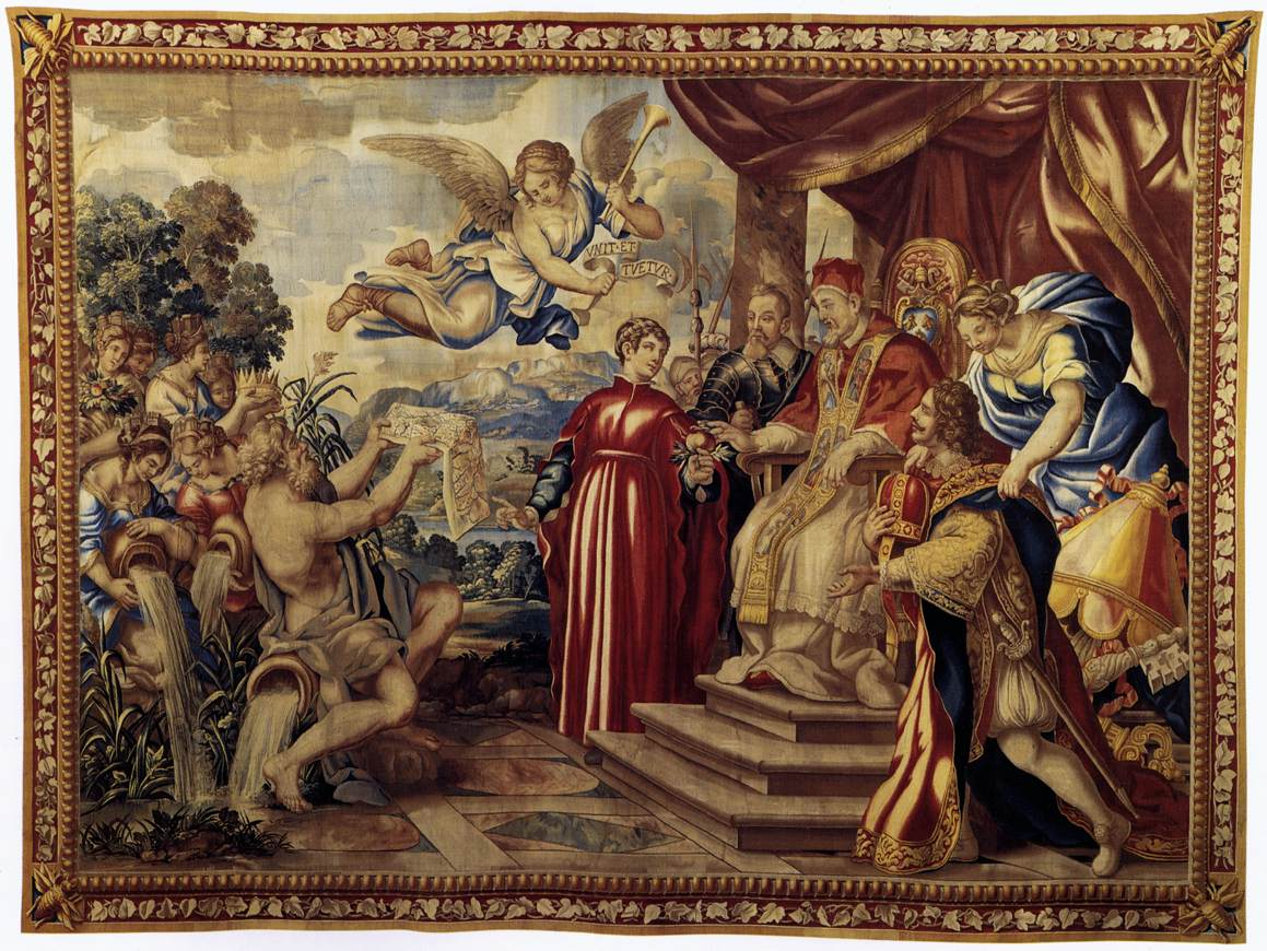 Tapestry On Pinterest Tapestries Vatican And Roman Catholic