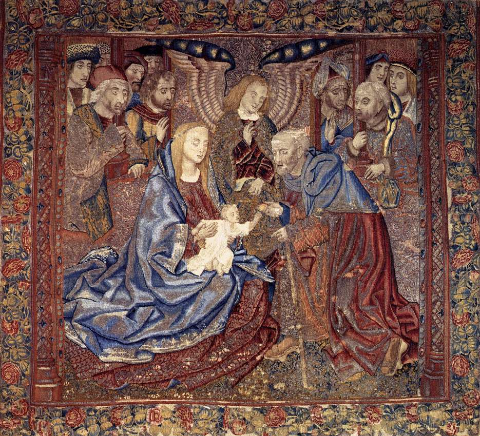 Tapestries 12th 17th centuries for The tapestry
