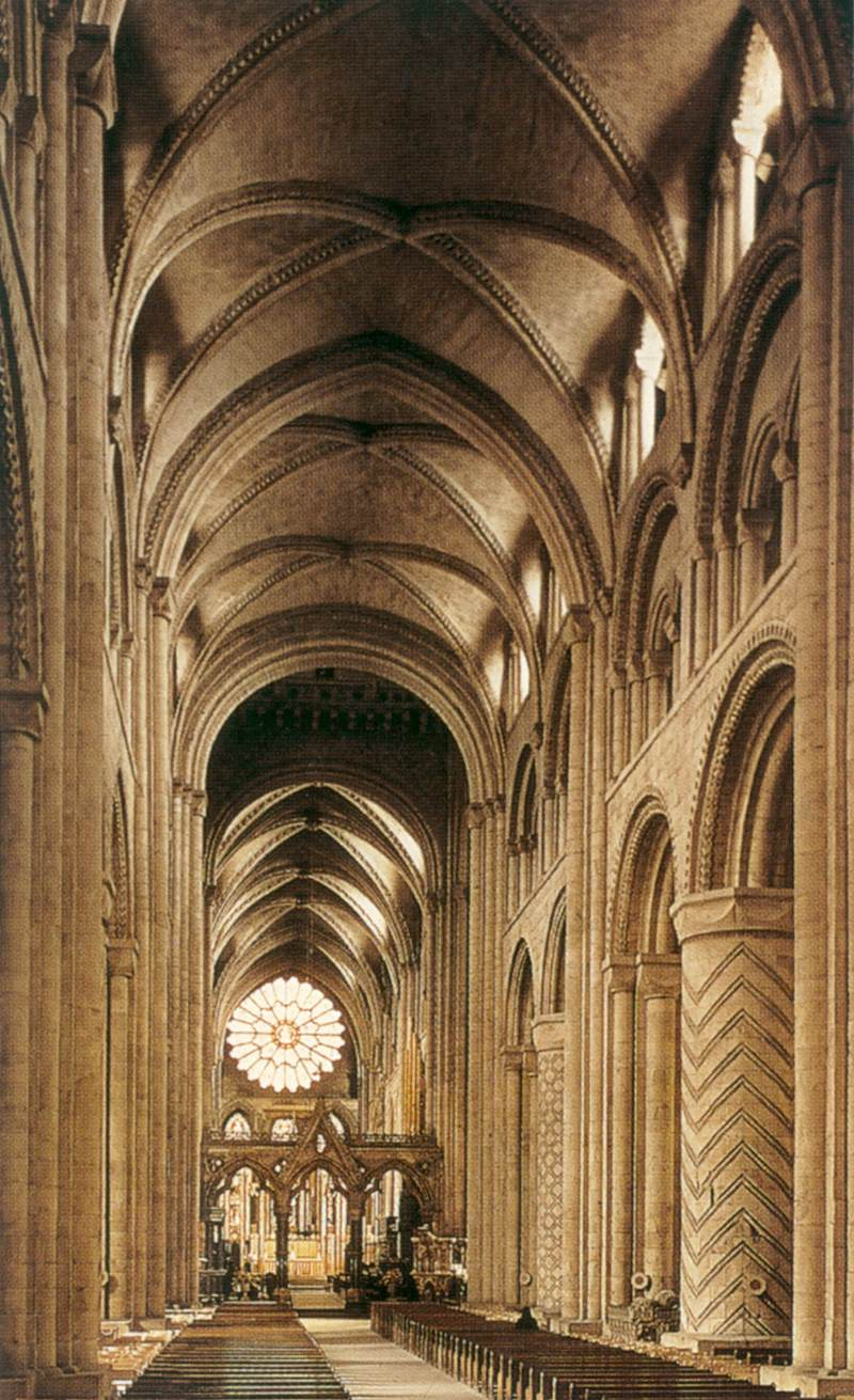 a history of the construction of the durham cathedral Durham cathedral: history, fabric, and culture (paul mellon centre for studies in british art).