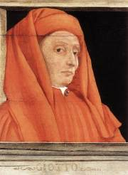 Giotto's portrait by Paolo Uccello