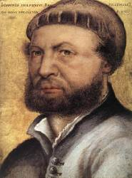 Self-portrait, 1542-43