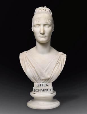 Elisa Baciocchi, née Bonaparte