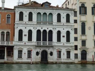 Palazzo Grimani Marcello: Façade