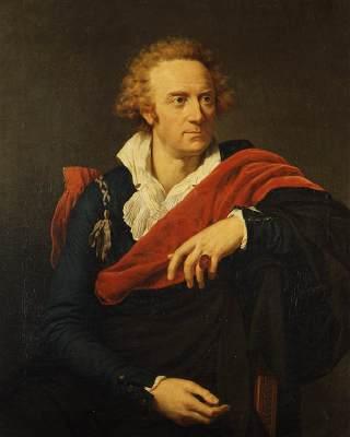 Portrait of Vittorio Alfieri