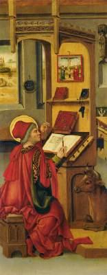 St. Luke bloggin'