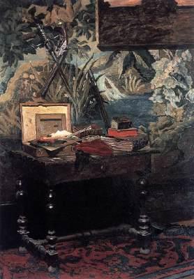 Corner of the Studio