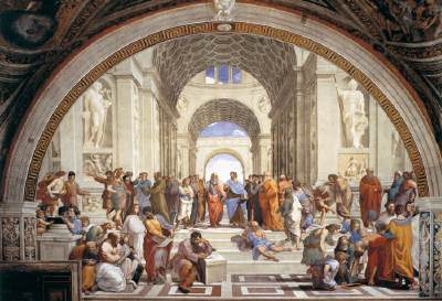 The School of Athens - Wikipedia