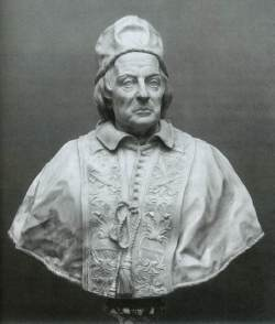 Bust of Pope Clement XII by Edme Bouchardon